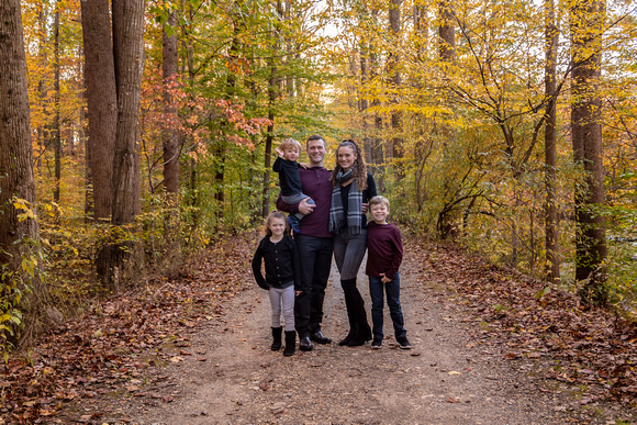 Family Fall Portrait Mini-Sessions